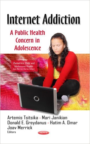 internet addiction adolescence