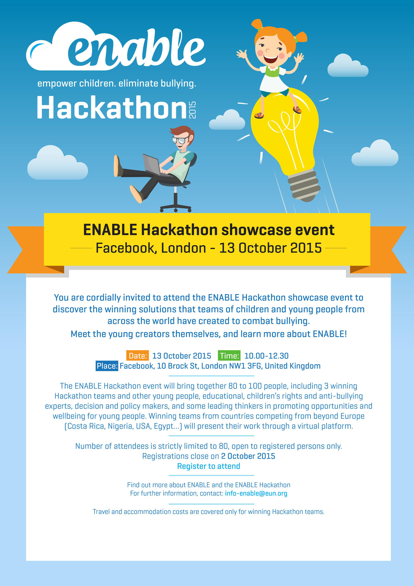 Hackathon Invitation